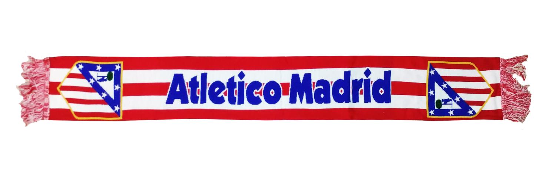 0967913b545c Шарф Атлетико (Мадрид) (3) - Футбольные шарфы - токка, металлист ...