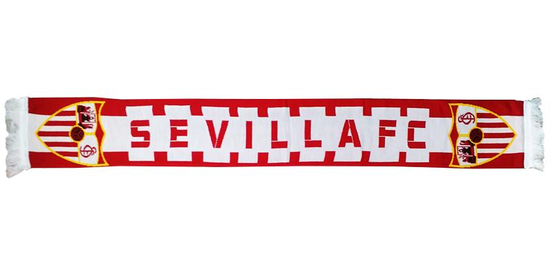 c59465e17e4f Шарф Севильи - Футбольные шарфы - токка, металлист, футбол, магазин ...
