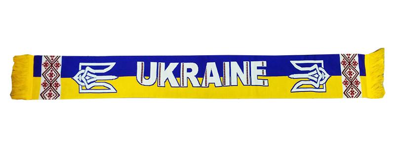 fa47d25be61c Шарф Украина - Футбольные шарфы - токка, металлист, футбол, магазин ...