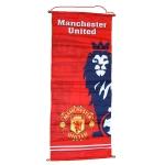 Баннер Манчестер Юнайтед