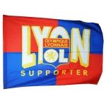 Флаг Олимпик Лион