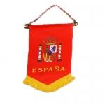 Вымпел сборной Испании