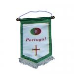 Вымпел сборной Португалии