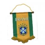 Вымпел сборной Бразилии