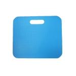 Желто-синий коврик болельщика