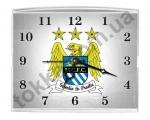 Часы настенные Манчестер Сити