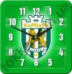 Часы настенные Карпаты