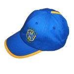 Бейсболка Бразилия - синяя