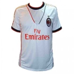 Футболка Милана 2013-2014 - белая