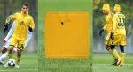 Гейтор - футбольный воротник (шарф, снуд) - желтый