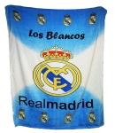 Футбольный плед Реал Мадрид