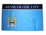Флаг Манчестер Сити