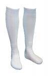 Футбольные гетры - белые