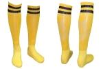 Гетры желто-черные