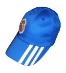 Бейсболка Реал синяя
