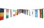 Набор флагов Чемпионата Мира 2014