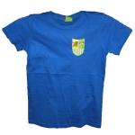 "Хлопковая футболка ""Металлист"" - синяя"