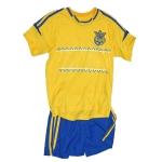Форма сборной Украины 2012