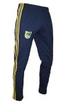 Спортивные футбольные брюки детские (зауженные)