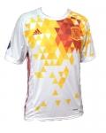 Белая футболка Испании 2016