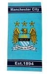 Полотенце Манчестер Сити