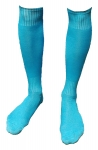Гетры голубые