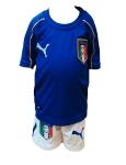 Детская форма сборной Италии 2016