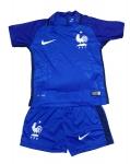 Форма сборной Франции 2016