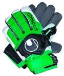 Футбольные перчатки Uhlsport Ergonomic Starter Graphit