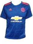 Запасная футболка Манчестер Юнайтед 2016-2017