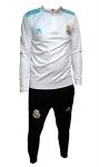 Юношеский костюм Реал Мадрид 2017-2018 - тренировочный