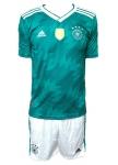 Форма сборной Германии 2018 выездная