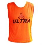 Футбольная манишка Ultra - оранжевая