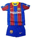 Детская футбольная форма Барселоны 2020-2021